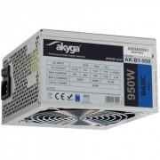 AKY Akyga Basic ATX toiteplokk 950W AK-B1-950 Fan12cm P8 5xSATA PCI-E