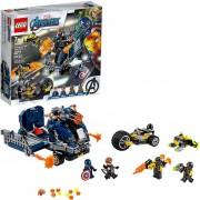 LEGO Marvel 76143 Vengadores: Derribo del Camión