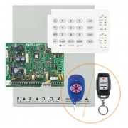 SISTEM DE ALARMA WIRELESS PARADOX MG5000CU+K10+REM1