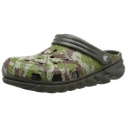 Crocs Duet Max Camo Clog Unisex Slip on [Apparel]_202648-3J5-M10W12