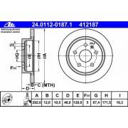 DISC FRANA SPATE ATE - 412187