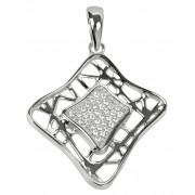 Silver Cat Pandantiv din argint cu cristale SC017