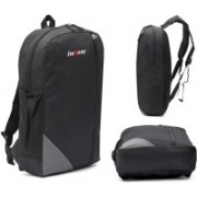 LeeRooy RSBG01-203 Waterproof Backpack(Black, 20 L)