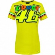 VR46 Camiseta Vr46 Rossi The Doctor 46 307001 Lady