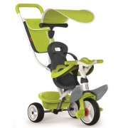 SMOBY Driewieler Baby Balade Groen