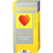 Masculan 10 Preservativi Extra Stimolante Condom CE