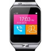 Ceas Smartwatch cu Telefon iUni U17 Camera 1.3MP BT Slot card Argintiu