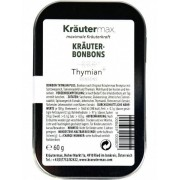 Kräuter Max Bonbons au Thym+ - 60 g