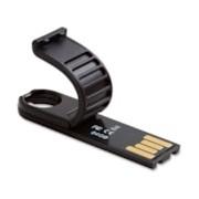 Verbatim Store 'n' Go Micro 64 GB USB 2.0 Flash Drive - Black - TAA Compliant