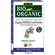 Natural Bio Organic Pure Indigo Leaves Powder(Indigofera Tinctoria)-Herbal Natural Hair Dye