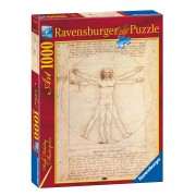 PUZZLE DA VINCI, 1000 PIESE - RAVENSBURGER (RVSPA15250)