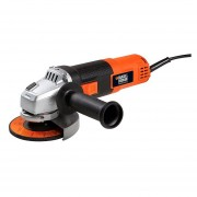 Amoladora Angular Black Decker 820w +1 Disco G720-Naranja