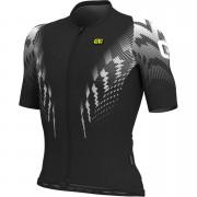 Alé R-EV1 Pro Race Jersey - XL - Black/White