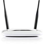 Router wireless TP-Link TL-WR841N Frecventa 2.4 GHz 2 Antene Viteza de transfer Wireless 300Mbps Control Parental Alb