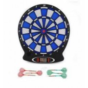 Joc Tinta Darts Electronica cu 6 Sageti si 6 Rezerve Sageti 18 Jocuri si 159 Moduri