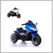 Dečiji motor na akumulator plavi (Model 113 plavi)