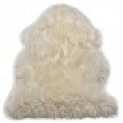 kožušina Sexto Sheepskin - biela