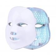 BeautyLushh fényterápiás LED maszk, arcmaszk, 7 szín