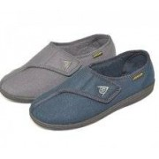 Dunlop Pantoffels Arthur - Blauw-man maat 43 - Dunlop