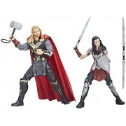 Hasbro Marvel Legends MCU 10th Anniversary - Thor and Sif