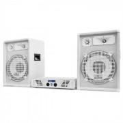"Electronic-Star Equipo DJ/PA de la serie White Star ""Arctic Winter"" 1200W (PL-AU-WH-1200-2.0)"
