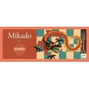 DJECO Gra zręcznościowa Mikado, klasyczna gra w bierki dla dziecka DJ05210