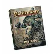 Pathfinder Roleplaying Game: Bestiary (Pocket Edition), Paperback