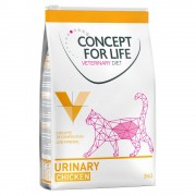 Concept for Life Veterinary Diet Urinary - 3 x 3 кг