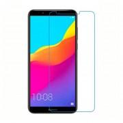 Mica para Huawei Y7 2018 Cristal templado - Transparente.
