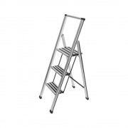 Wenko Skládací schůdky Wenko Ladder, výška 127 cm