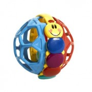 Infant Soft Rattles Buzz Bendy Ball Music Bell Education Toys