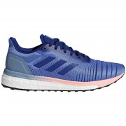adidas Women's Solar Drive Running Shoes - Lilac/Ink - US 5.5/UK 4 - Purple/Blue