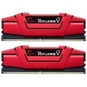 G.Skill 8 GB DDR4-RAM - 2800MHz - (F4-2800C15D-8GVR) G.Skill Ripjaws V Kit CL15