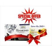 The Herbs New Diamond Skin Whitening Facial Kit (405 gm)