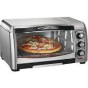 Hamilton Beach 50-Litre 4RAR0IQN41B4 Oven Toaster Grill (OTG)(Silver)