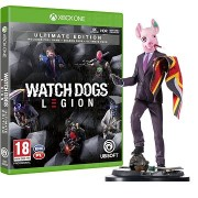 Watch Dogs Legion Ultimate Edition - Xbox One + Resistant of London Figurine