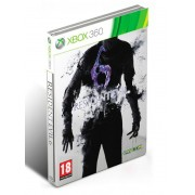 Resident Evil 6 Limited Ed Steel X360