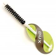DUX - Ronde Borstel 15 mm - Zwijnenhaar - Wit