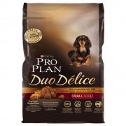 2,5кг Duo Delice Small Breed Pro Plan, суха храна за кучета