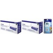 Brother Value Pack nero TN-2320 MCVP 2 Toner TN-2320 + P-touch H100LB