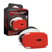 Hyperkin gelshell Headset Piel de silicona para ps VR (Rojo)