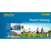 Fietsgids Bikeline Mozart Radweg   Esterbauer