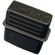 Capac de protecţie, cauciuc siliconic, negru, Richco CP-USB-A