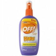 Repelente Off Kids Spray 200ml S.C. Johnson & Son