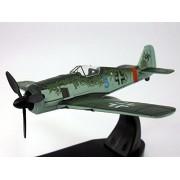 Focke Wulf Fw-190 German AF 1/72 Scale Diecast Model by Oxford