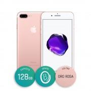 Apple Iphone 7 Plus - 128gb - Grado B - Oro Rosa