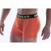 DMXGEAR Anatomic Fit Luxury Cotton Boxer Brief Underwear Orange DMX18AF02