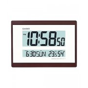 Ceas de perete Casio Wall Clocks ID-17-5DF Digital TERMOMETRU SI HIGROMETRU