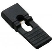 Jumper 10120192 BKL Electronic, pas pini 2.5/2.54 mm, cu suport, negru