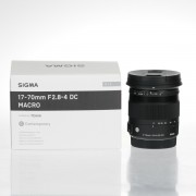 Sigma Contemporary 17-70mm f/2.8-4 DC Macro OS HSM Objectif (Monture Canon)